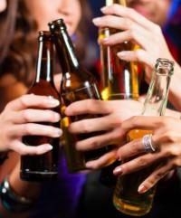 Zu viel Alkohol über die Feiertage?